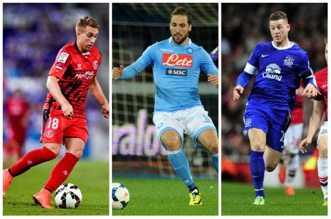 """Şase jucători care sunt """"prea buni"""" pentru Europa League"""