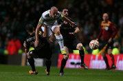 """Cum explică Laban înfrângerea cu Celtic: """"Nu am putut să contracarăm stilul de joc al scoţienilor"""""""