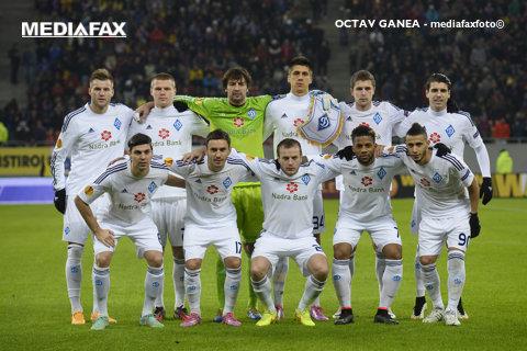 UEFA a deschis o procedură disciplinară împotriva clubului Dinamo Kiev