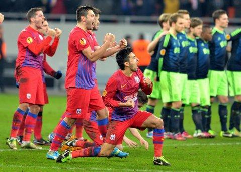N-a trecut peste coşmar. Franck De Boer n-a uitat nici acum de meciul incredibil contra Stelei. Ce a spus la o conferinţă de presă