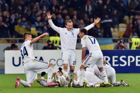 Număr record de spectatori pentru un meci din Liga Europa, la Dinamo Kiev - Everton