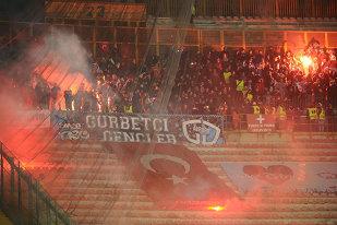 Napoli şi Trabzonspor amendate de UEFA ca urmare a incidentelor de la meciul din 26 februarie