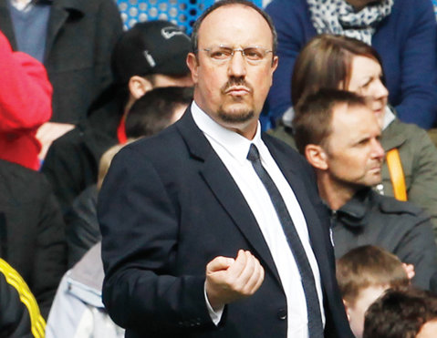 """Benitez acuză: """"La golul ucrainenilor a fost ofsaid, o astfel de eroare schimbă toată semifinala"""""""