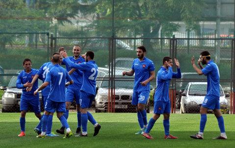 Echipa fără casă! Botoşani şi Tskhinvali, la debutul în cupele europene. Gruzinii nu au mai jucat acasă de şapte ani şi sunt finanţaţi 100% din fonduri guvernamentale