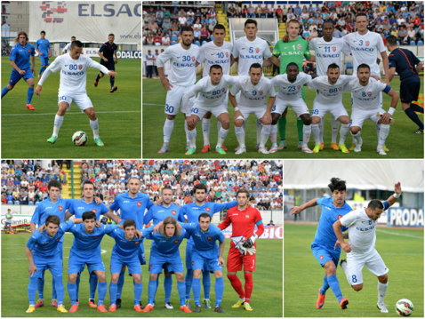 Botoşani - Tskhinvali 1-1. Echipa lui Leo Grozavu a dezamăgit la debutul în Europa, dar rămâne favorită la calificare. Returul se joacă la Tbilisi, pe 9 iulie