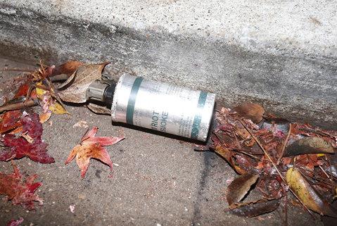O grenadă a fost descoperită în incinta stadionului echipei Steaua Roşie Belgrad, chiar înainte de debutul în Europa League