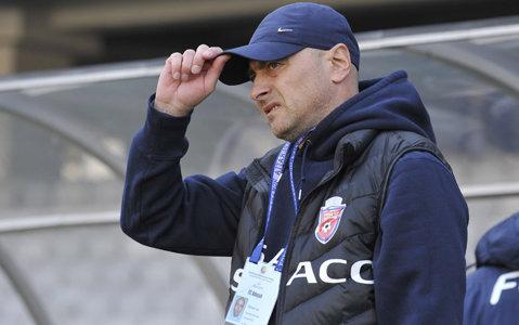 """Botoşănenii îşi pun toate speranţele în retur. Leo Grozavu: """"Mergem la Tbilisi să marcăm şi să ne calificăm"""""""