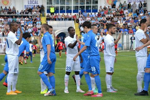 """Antrenorul lui Tskhinvali, după 1-1 cu FC Botoşani: """"Am scos un egal cu noroc. Nimeni nu se aştepta ca noi să plecăm neînvinşi de aici"""""""