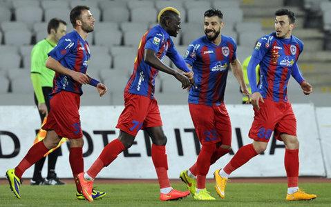 Cel mai ieftin bilet la meciul ASA Târgu Mureş - AS Saint-Etienne costă 30 de lei