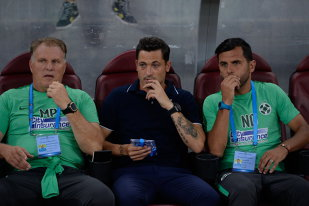 """S-a răzbunat Lupescu pe Rădoi? """"În regulamentul UEFA nu e prevăzut aşa ceva"""". Istoricul conflictului dintre cei doi"""