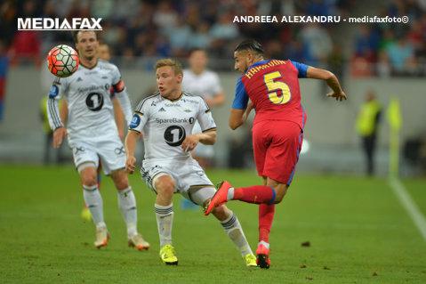 Fanii lui Dinamo i-au învăţat pe norvegieni cum să o înjure pe Steaua! FOTO INCREDIBIL | Bannerul semnat PCH afişat la Trondheim