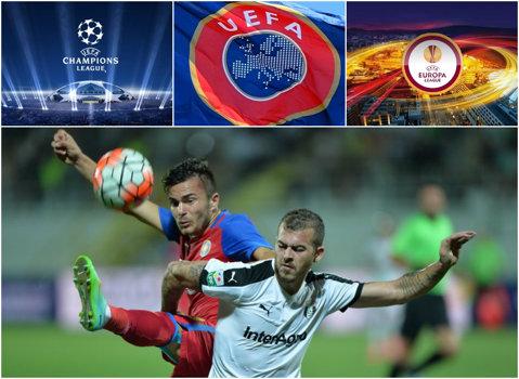 Dezastru fără precedent pentru Liga 1! Pentru prima dată în istorie rămânem fără echipe în Europa încă din august. România, fără reprezentată în grupe după 11 ani