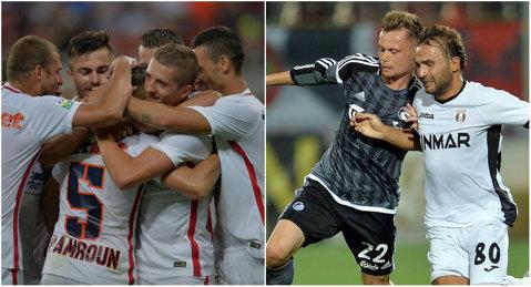 Dezastru total pentru echipele româneşti în cupele europene! Coeficientul României a primit o lovitură cruntă. Pe ce loc am căzut şi câte echipe vom trimite în Europa în sezonul următor