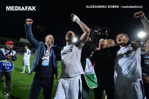 Grupa Astrei în Europa League. Campioana se luptă cu AS Roma, Viktoria Plzen şi Austria Viena pentru calificare. Programul meciurilor