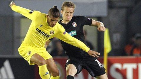 """Jucătorii lui Villarreal vor victoria la Bucureşti: """"Suntem motivaţi şi dornici să învingem Steaua!"""""""