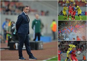 Trei lucruri remarcabile după Steaua - Villarreal 1-1. Gabi Tamaş, un mijlocaş solid şi o nouă galerie în peluză