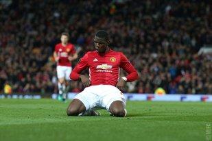 """S-a """"încălzit"""" Pogba! Dublă pentru francez în Manchester United - Fenerbahce 4-1. Golul doi e """"de colecţie"""". VIDEO"""
