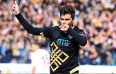 A reuşit două goluri în 73 de secunde şi a fost răsplătit: Rusescu, inclus în echipa etapei din Europa League