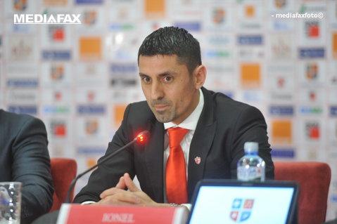"""Răspunsul lui Dănciulescu atunci când a fost întrebat despre echipele din Europa League: """"Astra merge mai departe. Ce se întâmplă la Steaua nu mă pasionează"""""""