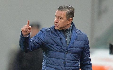 """Reghecampf, înainte de Villarreal: """"Am venit să câştigăm. Normal că ştiu echipa, dar nu o spun"""". Ce se întâmplă cu Adi Popa şi Golubovic"""