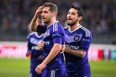 Primă importantă pentru Stanciu şi Chipciu! Câţi bani vor câştiga jucătorii lui Anderlecht dacă se vor califica în sferturile Europa League