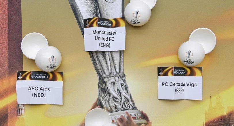 Ajax - Lyon şi Celta - Manchester United, în semifinalele Europa League! Câştigătoarea trofeului merge direct în grupele Champions League. Când se joacă meciurile