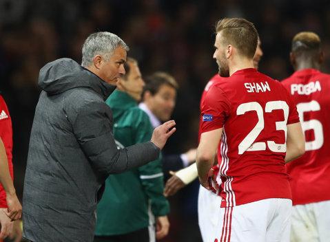 """Celta Vigo - Manchester United 0-1 Golul lui Rashford le conferă """"diavolilor roşii"""" un avantaj important înainte de returul de pe Old Trafford"""