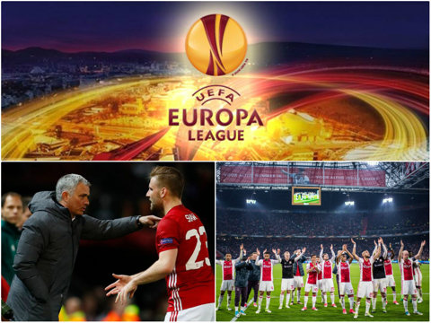 Manchester United - Ajax, marea finală din Europa League! Olandezii au tremurat cu Lyon, după ce în tur câştigaseră cu 4-1. Mourinho ajunge la un pas de cel mai important obiectiv al sezonului, dar nu fără emoţii