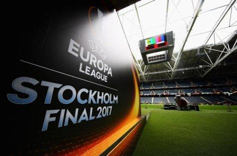 """Reacţia UEFA după atacul terorist de la Manchester Arena: """"Suntem în stare de şoc!"""" Finala Europa League nu va fi însă amânată"""