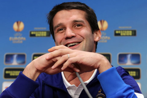"""Cristian Chivu, observator tehnic la finala Europa League: """"Este o nouă provocare, o nouă experienţă!"""""""