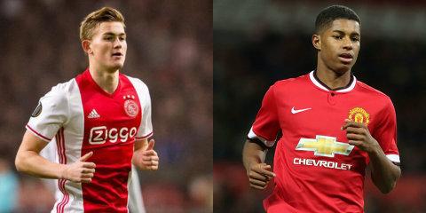 Tinereţe vs Experienţă. Ajax s-a prezentat în finala Europa League cu cea mai tânără echipă din istoria competiţiilor europene