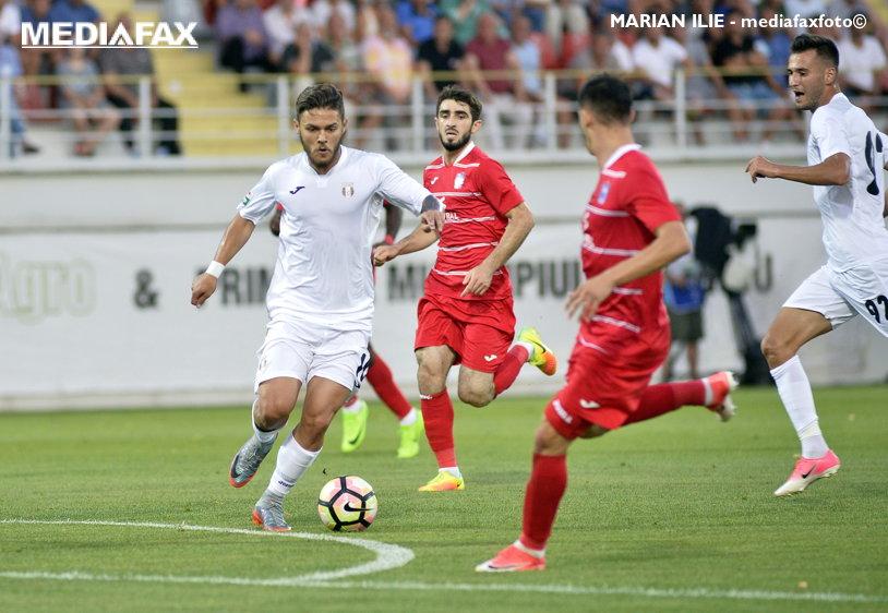 Debut fericit pentru Edi Iordănescu! Astra – Zira 3-1, în turul doi preliminar Europa League. Giurgiuvenii sunt favoriţi la calificare, după o partidă controlată în totalitate: azerii au marcat la una dintre puţinele ocazii avute