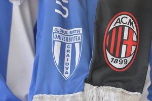 """CS U Craiova - AC Milan se vede la TV: postul care transmite super meciul oltenilor! Marcel Popescu: """"Ce emoţii? Te uiţi la leul de pe steag şi nu mai ai emoţii!"""""""