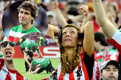 Athletic Bilbao, umilită la ultimul meci jucat pe Naţional Arena. FOTO | Imaginile pe care diamoviştii ar vrea să le vadă şi după meciul de joi seară