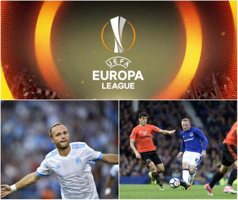 Europa League | PSV, marea victimă a serii. G3rmain a făcut spectacol pe Velodrome. Rooney s-a întors oficial acasă . Toate rezultatele de joi