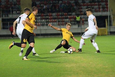 Oleksandria - Astra 1-0 | Una s-a dus, au mai rămas patru! Zaporozhan a decis soarta calificării dintr-un penalty stupid comis de Polczak