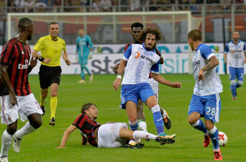 Am jucat 4-3-2-1. 10 idei din comedia tristă cu echipe româneşti în Europa League
