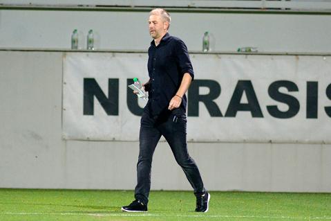 """Edi Iordănescu: """"Ne-am dorit foarte mult, dar am întâlnit un adversar mai puternic"""""""