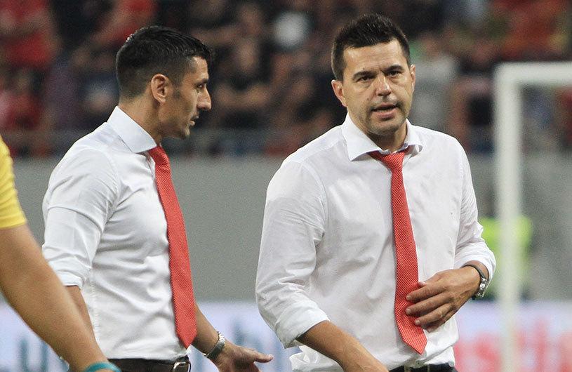 """Explicaţiile lui Contra pentru returul cu Bilbao: """"Am fost incapabili să ne punem în practică strategia, deoarece Athletic e printre cele mai bune echipe din lume!"""""""