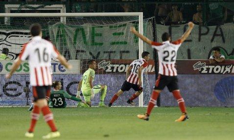 """Panathinaikos avea 2-0 cu Bilbao în minutul 68 şi se gândea deja la returul de pe San Mames, dar situaţia a """"escaladat rapid"""". Ce a reuşit echipa care a eliminat Dinamo e cu adevărat impresionant"""