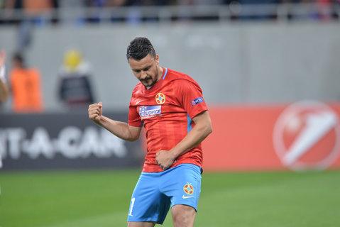 Eroul serii nu se mai gândeşte la echipa naţională. Ce a declarat Constantin Budescu