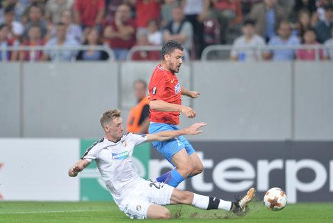 """Cehii au """"explodat"""": """"Momentul decisiv al meciului? Minutul 22!"""" Fundaşul Hajek a pus tunurile pe arbitru: """"Nu a fost penalty. Ştiam că Budescu e departe de minge"""""""