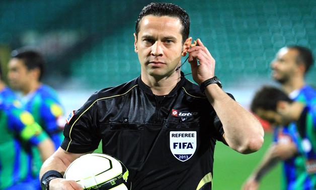 Pe cine a trimis UEFA să arbitreze meciul FCSB - Hapoel Beer Sheva