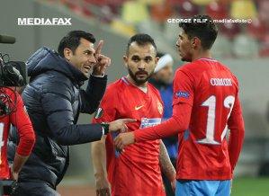 """""""Aşa s-a scris istoria acestui meci"""" Dică simte presiunea ultimei partide din grupele Europa League. Cum a explicat cearta dintre Bălaşa şi Alibec: """"Asta i-am spus"""""""