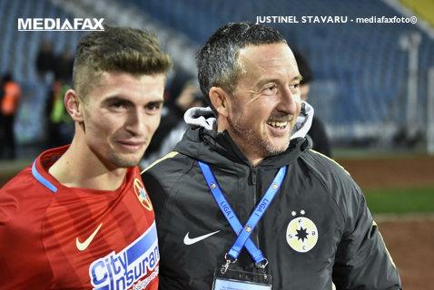 """""""Ne-au ameninţat că venim noi la Roma"""". Mihai Stoica a povestit un episod incredibil din finalul meciului cu Lazio: """"Immobile a venit la noi şi a strigat..."""""""