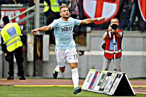 Immobile şi-a legat şireturile pentru FCSB. Cum s-a terminat meciul Lazio - Verona, din Serie A. Ştefan Radu a fost titular