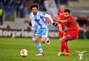 Stelele de pe Olimpico: Anderson şi Immobile. Lazio - FCSB 5-1. Trupa lui Dică e eliminată din Europa League după o evoluţie catastrofală la Roma