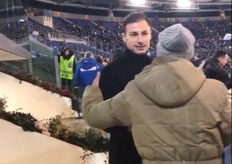 """Un """"Cocoş"""" mulţumit. Cum a fost surprins Ştefan Radu, în timp ce colegii lui se distrau cu FCSB"""