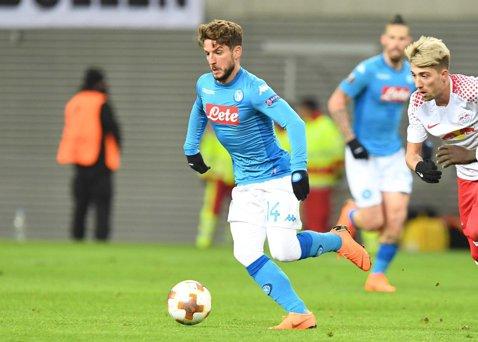 """Napoli, OUT! Borussia s-a calificat în finalul meciului de la Bergamo, Salzburg a oferit surpriza serii. Echipele calificate în """"optimile"""" Europa League"""