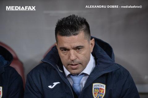 """Contra a tras concluzia: """"Am văzut o echipă românească neputincioasă. Mă pune pe gânduri evoluţia unor jucători"""""""